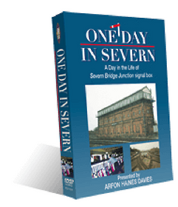 One day in Severn Shrewsbury Severn bridge junction 1990 DVD