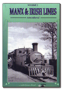 Manx & Irish Lines James Boyd DVD - The Vale of Rheidol Railway