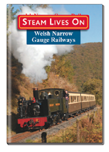 Welsh Narrow Gauge Railways Steam Lives On DVD Rheidol Talyllyn Ffestiniog Bala