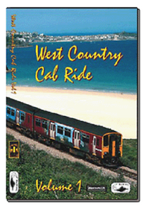 Looe, Falmouth & St Ives branches West Country cab rides DVD