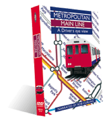 Metropolitan main line London Underground, Driver's Eye View DVD