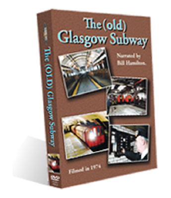 Subway Glasgow The (old) Glasgow subway DVD - The Vale of Rheidol Railway