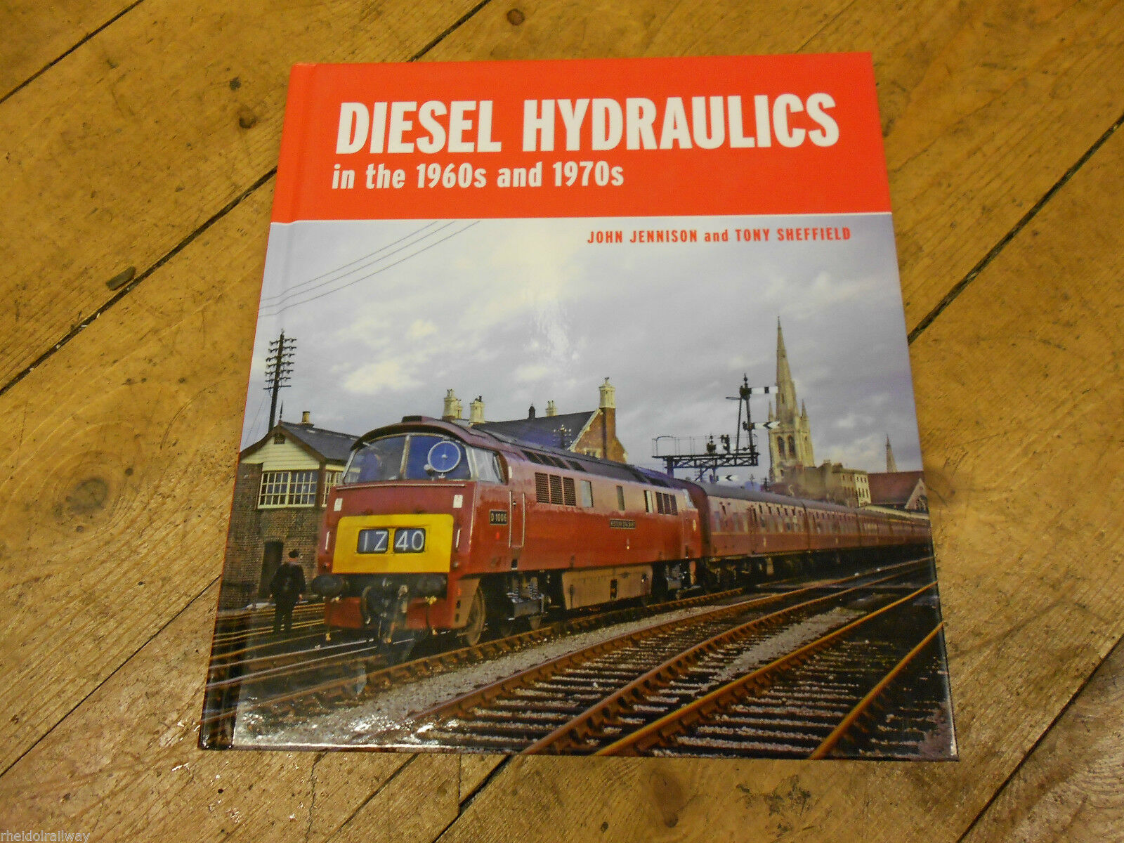 Diesel Hydraulics in the 1960s and 1970s Hymek Western Warship NBL - The Vale of Rheidol Railway