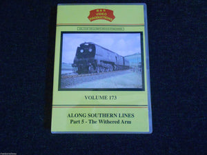 Along Southern Lines Part 5 – The Withered Arm 2, B&R Volume 173 DVD Cornwall - The Vale of Rheidol Railway