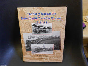 Narrow gauge,The Early Years Of The Motor Rail & tram car company - The Vale of Rheidol Railway