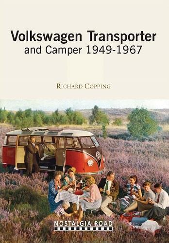 Volkswagen Transporter and Camper Vans 1949-1967 Combi - The Vale of Rheidol Railway