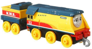 Rebecca Trackmaster push along Thomas and friends die cast Fisher Price
