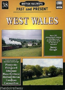 Carmarthen,Pembroke,Cardigan,Whitland,Haverfordwest,West Wales - The Vale of Rheidol Railway
