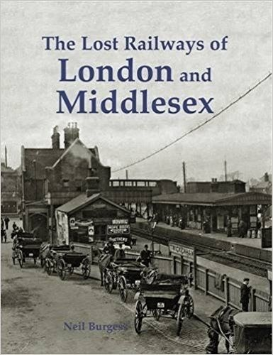 The Lost Railways of London and Middlesex - The Vale of Rheidol Railway