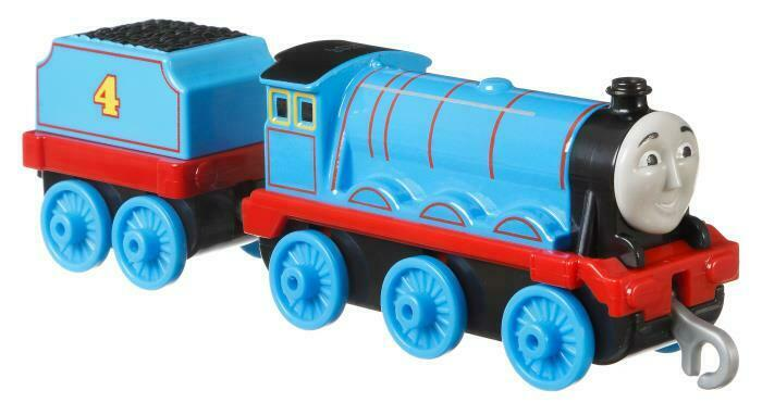 Gordon Trackmaster push along Thomas and friends die cast Fisher Price - The Vale of Rheidol Railway