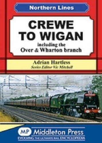Crewe To Wigan, Northern Lines - The Vale of Rheidol Railway