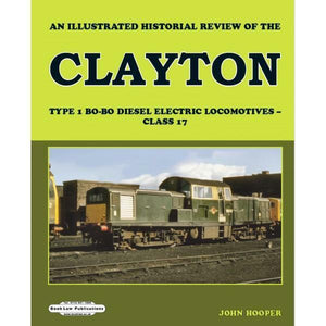 Clayton An Illustrated Review Type 1 class 17 British rail D8568 - The Vale of Rheidol Railway