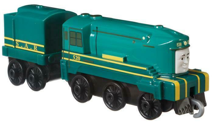 Shane Trackmaster Thomas & friends push along