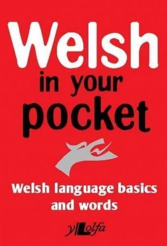 Welsh in your pocket a small handy guide to basic expressions and words - The Vale of Rheidol Railway