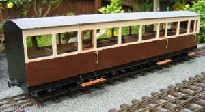 Vale Of Rheidol Railway Coach Kit SM32 45mm Garden Railway LGB 16mm scale