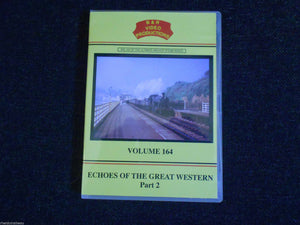 Fishguard, Weymouth, Echoes of the Great Western Part 2, B & R Volume 164 DVD