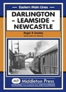 Darlington, Leamside, Newcastle, Eastern Main Lines - The Vale of Rheidol Railway