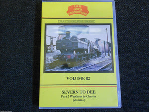 Croes Newydd, Gresford, Severn To Dee Part 2, Wrexham to Chester B&R Vol 82 DVD - The Vale of Rheidol Railway