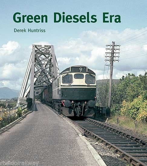 Green Diesel Era - Derek Huntriss