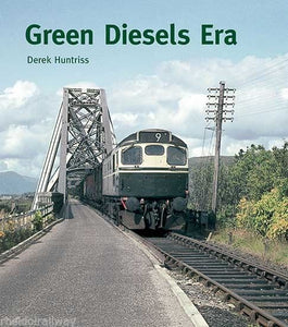 Green Diesel Era - Derek Huntriss - The Vale of Rheidol Railway