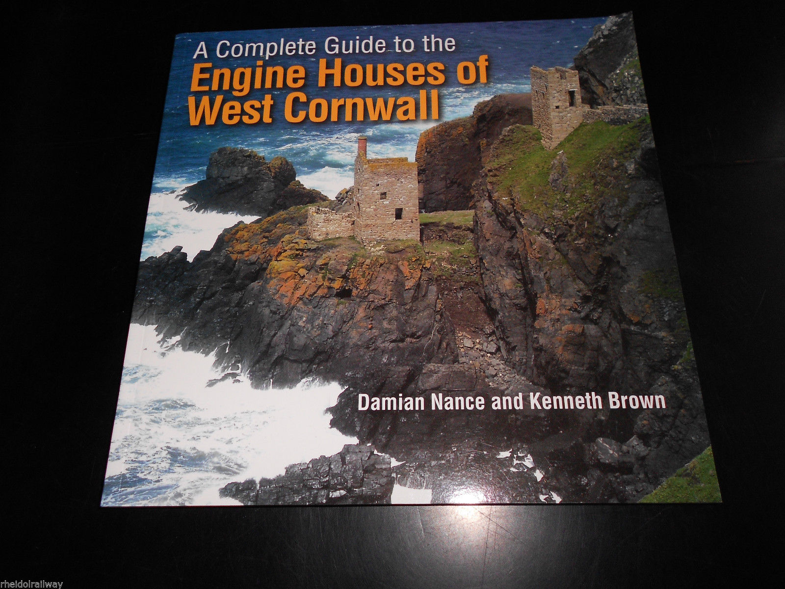 Engine Houses of West Cornwall D Nance K Brown Botallack Levant Ding Dong