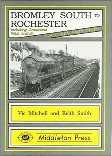 Bromley South To Rochester, Southern Main Lines - The Vale of Rheidol Railway