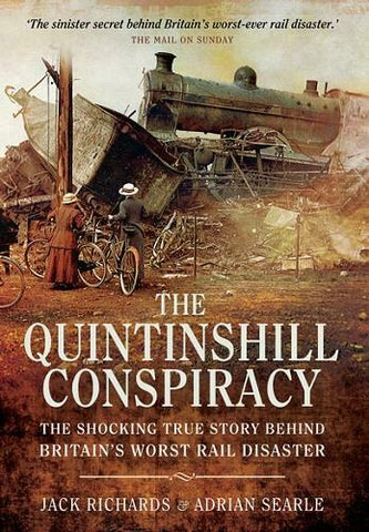 The Quintinshill Conspiracy - The Vale of Rheidol Railway