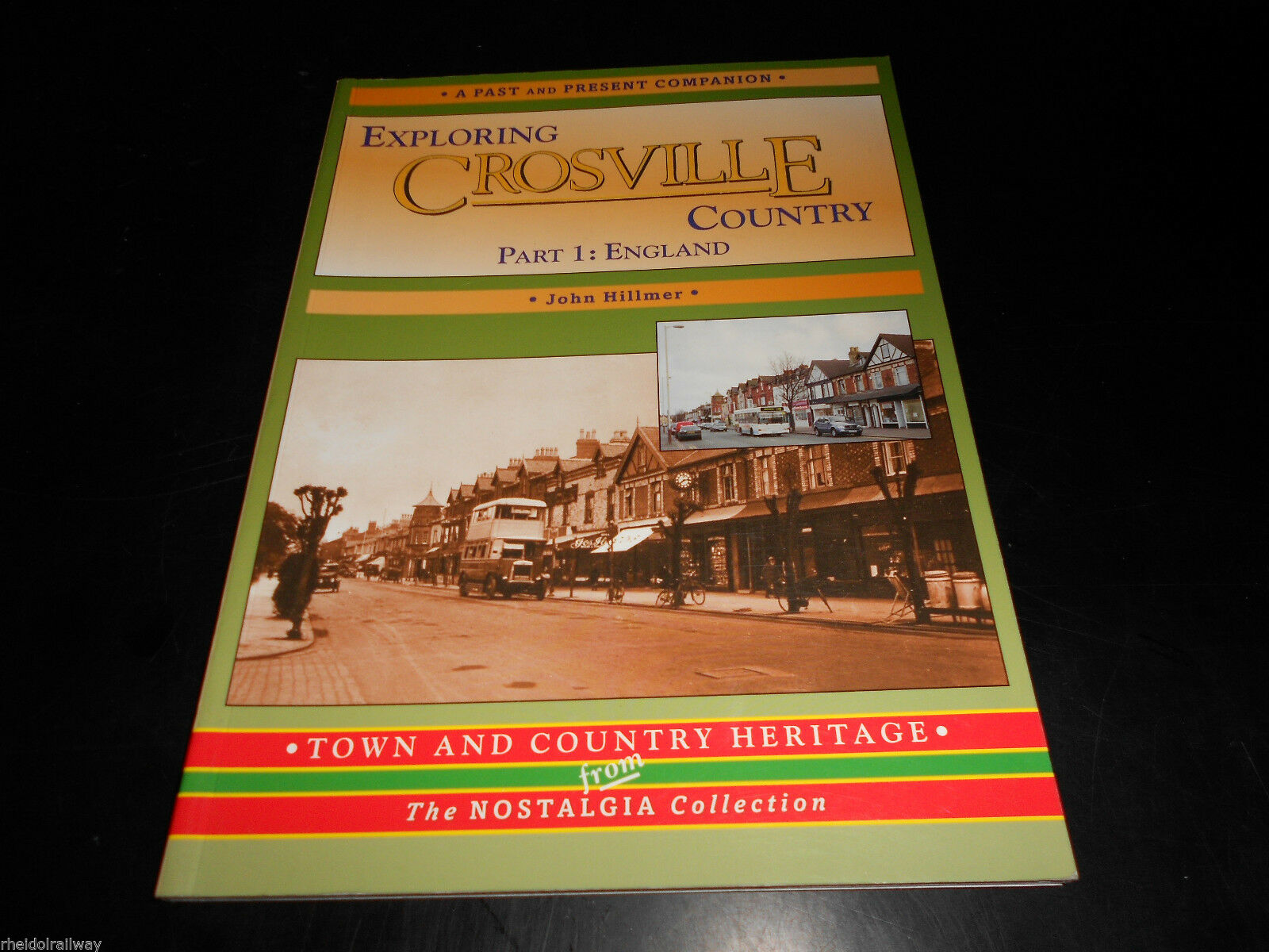 Exploring Crosville Country: Pt 1  England: Cheshire,Liverpool,Wirral,Crewe bus - The Vale of Rheidol Railway