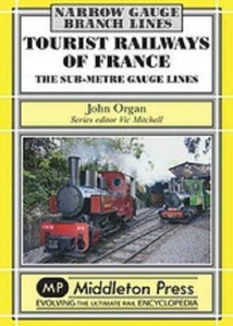 Tourist Railways of France, The Sub-Metre Gauge Lines, Narrow Gauge - The Vale of Rheidol Railway