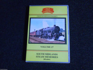 Birmingham, South Midlands, Hatton Bank, Steam Memories, B & R Volume 27 DVD - The Vale of Rheidol Railway