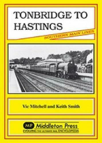 Tonbridge To Hastings, Etchingham, Crowhurst, Bexhill West, Southern Main Lines
