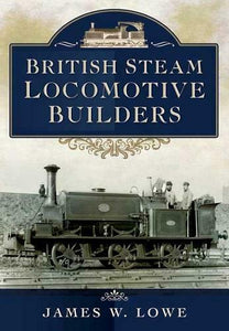 British Steam Locomotive Builders,  By James W Lowe - The Vale of Rheidol Railway