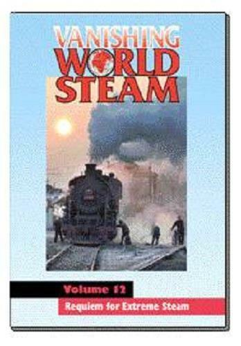 Vanishing World Steam - Volume 12 - REQUIEM FOR EXTREME STEAM China DVD - The Vale of Rheidol Railway