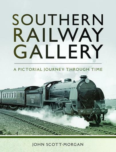 Southern Railway Gallery (Hardback) A Pictorial Journey Through Time - The Vale of Rheidol Railway