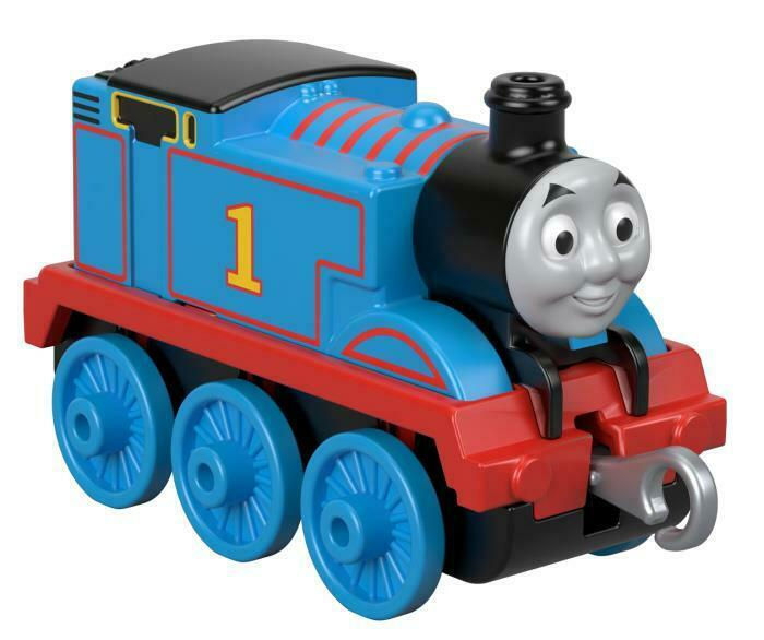 Thomas Trackmaster push along Thomas and friends die cast Fisher Price