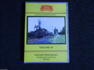 Freight In The North East, Steam Nostalgia, B & R Volume 18 DVD - The Vale of Rheidol Railway