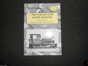 Davington Light Railway : A World War I Narrow Gauge Railway in Kent - The Vale of Rheidol Railway