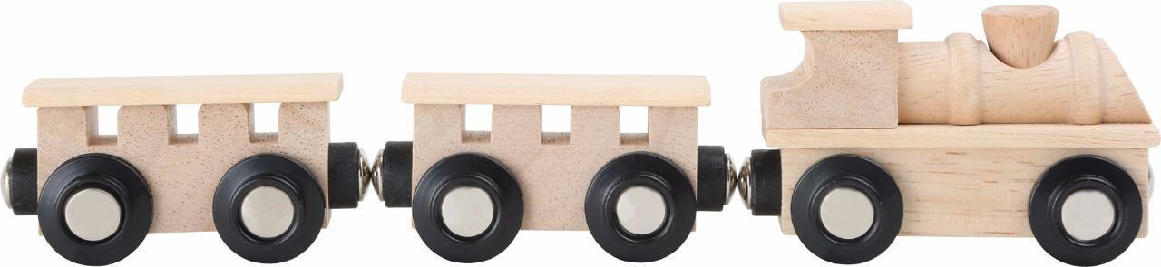 wooden train small foot legler fits Brio Bigjigs