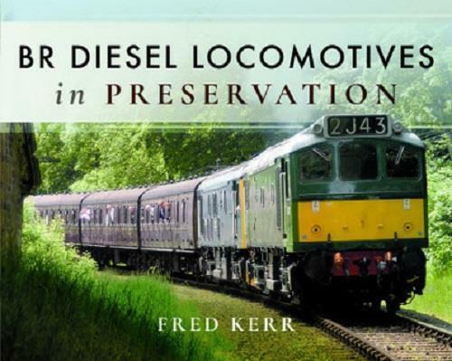 BR Diesel Locomotives in Preservation - The Vale of Rheidol Railway