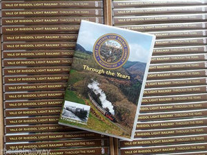 VOR,Vale of Rheidol Railway Through the Years,DVD Aberystwyth history