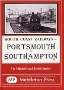Portsmouth to Southampton, Cosham, South Coast Railways