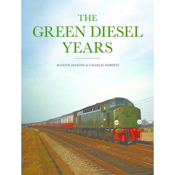 Green Diesel Years BR 1950s and 1960s album - The Vale of Rheidol Railway