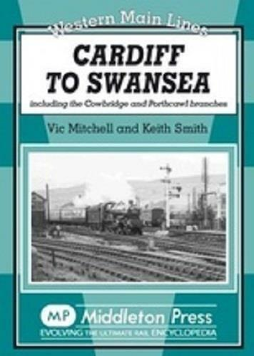 Cardiff To Swansea, Welsh Valleys - The Vale of Rheidol Railway