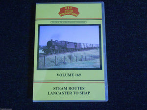 Heysham Line, Hest Bank, Steam Routes Lancaster to Shap, B & R Volume 169 DVD - The Vale of Rheidol Railway
