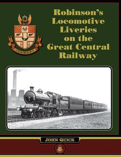 Robinson Great Central Locomotives Liveries LNER - The Vale of Rheidol Railway