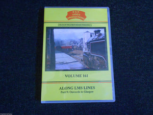Shap, Beattock, Along LMS Lines Onwards to Glasgow: Part 9, B & R Vol 161 DVD