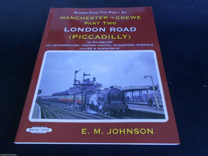 Manchester To Crewe Part 2 London Road (Piccadilly) Wilmslow stockport Cheadle - The Vale of Rheidol Railway