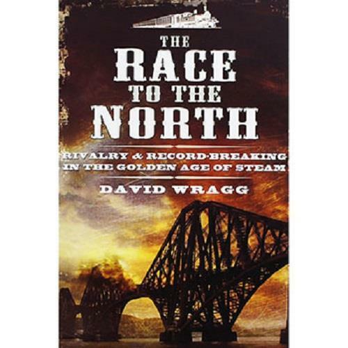 London Edinburgh Glasgow Perth Dundee Aberdeen The Race To The North