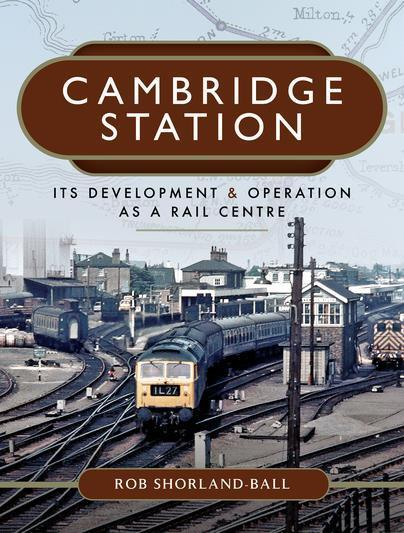 Cambridge Station  Its Development and Operation as a Rail Centre - The Vale of Rheidol Railway