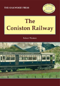Coniston Railway Cumbria Lake District Furness - The Vale of Rheidol Railway